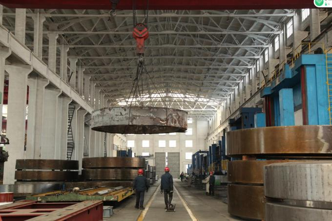 Clinker Grinding 4000t Per Day Cement Production Line 0